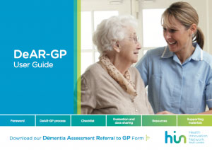 DeAR GP User Guide Cover graphic