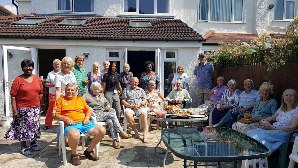Beckenham Church fundraisers for MindCare