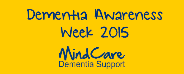 Dementia Awareness Week 2015 news post image
